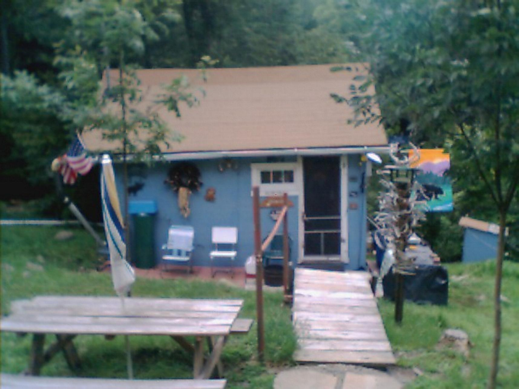 Our Camp July 00