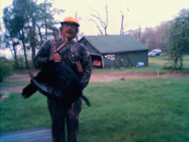 MY GOBBLER MAY 2000